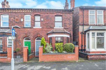 3 Bedrooms Semi Detached House for sale in Wrightington Street, Wigan, Greater Manchester, WN1