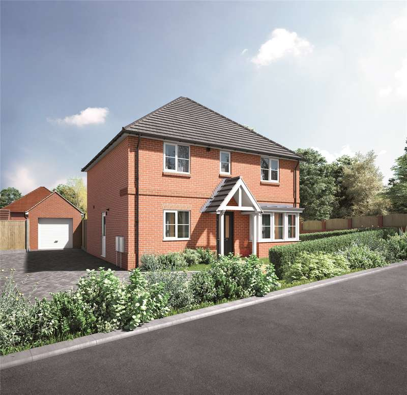 4 Bedrooms Detached House for sale in Blue Mountain, Binfield, Bracknell, Berkshire, RG42