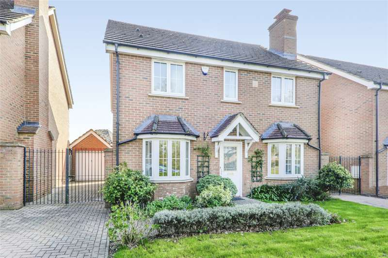 4 Bedrooms Detached House for sale in Arbor Lane, Winnersh, Wokingham, Berkshire, RG41