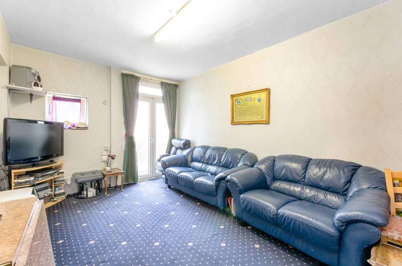 1 Bedroom Flat for sale in Harrington Street, Euston, NW1