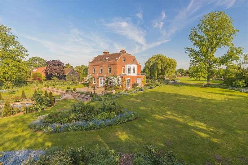 9 Bedrooms Detached House for sale in Winkfield Lane, Winkfield, Windsor, Berkshire, SL4