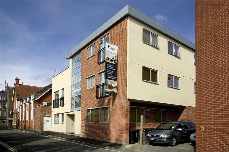 2 Bedrooms Apartment Flat for sale in The Old Library, Carnegie Road, Newbury, Berkshire, RG14