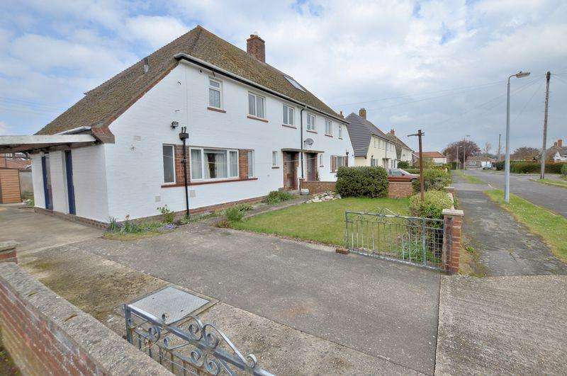 3 Bedrooms Semi Detached House for sale in 6 Fairfield, Coningsby