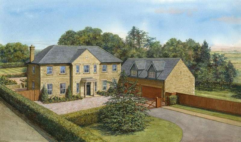 6 Bedrooms Detached House for sale in Plot One at Wood Side, Whissendine