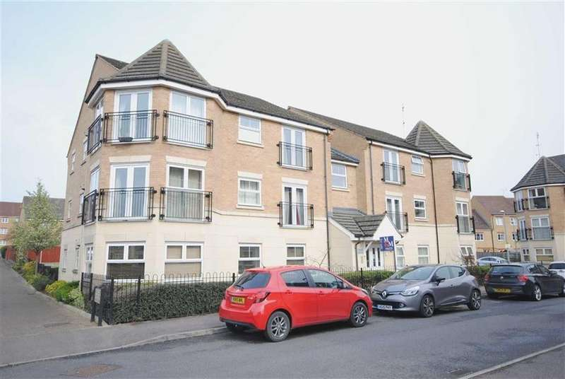 2 Bedrooms Flat for sale in Reeve Close, Leighton Buzzard