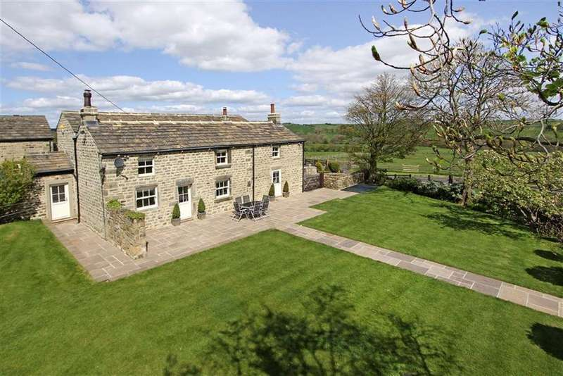 4 Bedrooms Detached House for sale in Gale Lane, Stainburn Otley