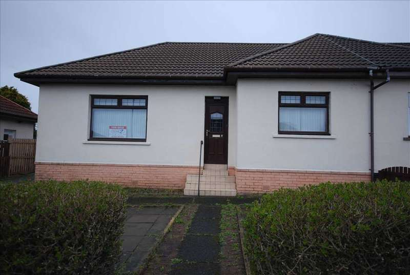 4 Bedrooms Bungalow for sale in Mckillop Place, Saltcoats