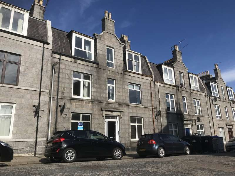1 Bedroom Apartment Flat for sale in Sunnybank Place TFL, Aberdeen AB24