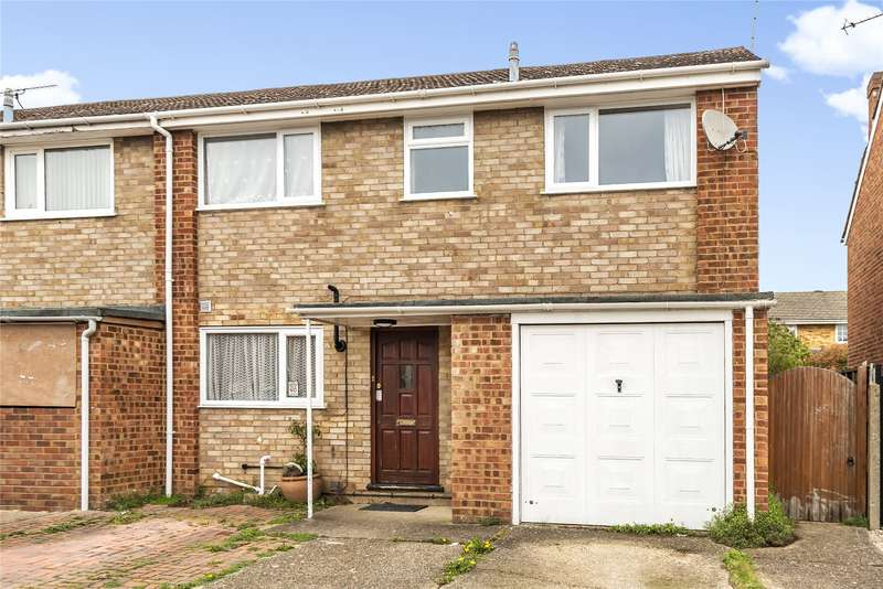 4 Bedrooms End Of Terrace House for sale in Welby Close, Maidenhead, Berkshire, SL6