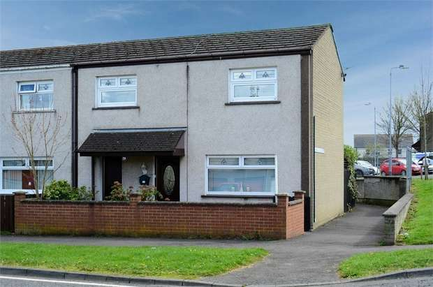 3 Bedrooms End Of Terrace House for sale in Rank Road, Dundonald, Belfast, County Down