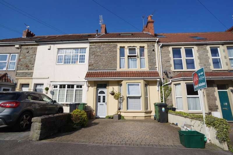 3 Bedrooms House for sale in Hermitage Road, Downend, Bristol, BS16 5JT