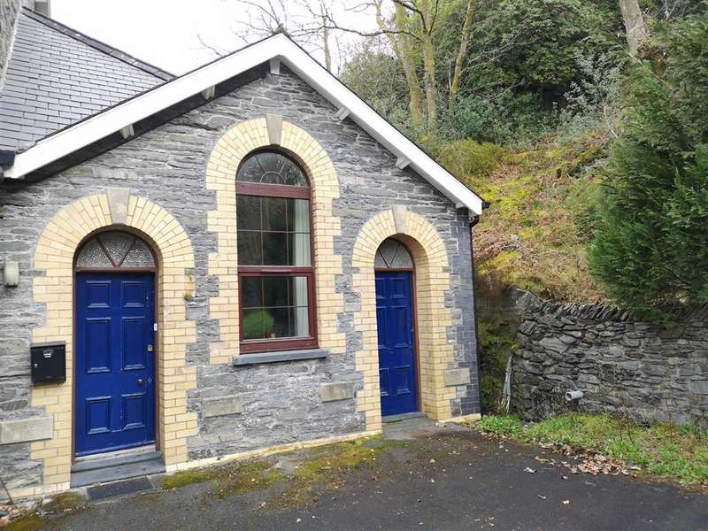 3 Bedrooms Semi Detached House for sale in Capel Bethel, Pontrhydygroes