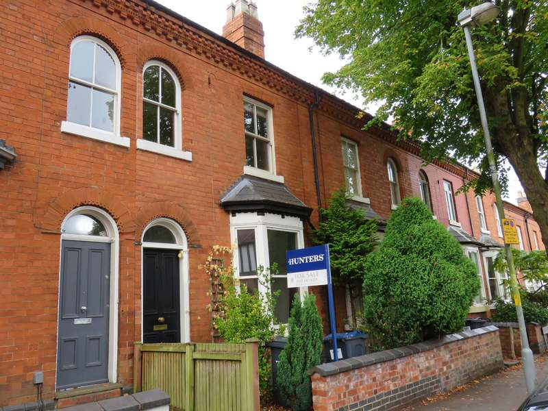 4 Bedrooms Terraced House for rent in Albany Road, Harborne, Birmingham, B17 9JX