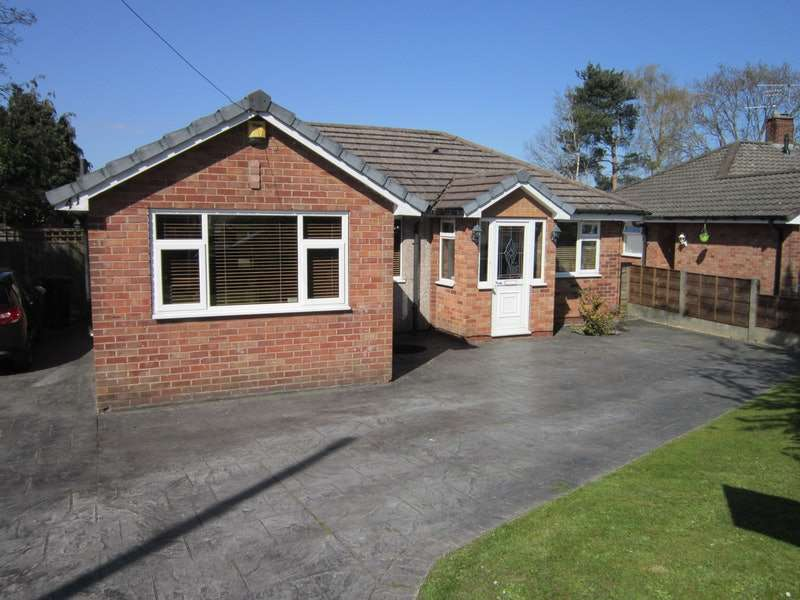 3 Bedrooms Bungalow for sale in Brandon Avenue, Cheadle, Greater Manchester, SK8