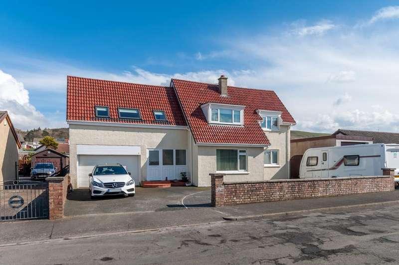 3 Bedrooms Detached House for sale in 39 Ainslie Road, Girvan KA26