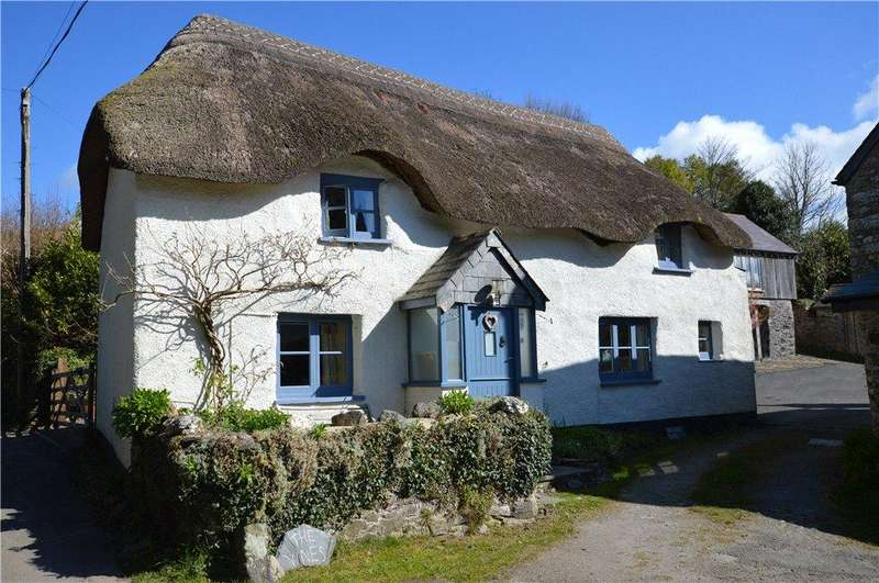 3 Bedrooms Detached House for sale in The Vines, Rattery, Devon