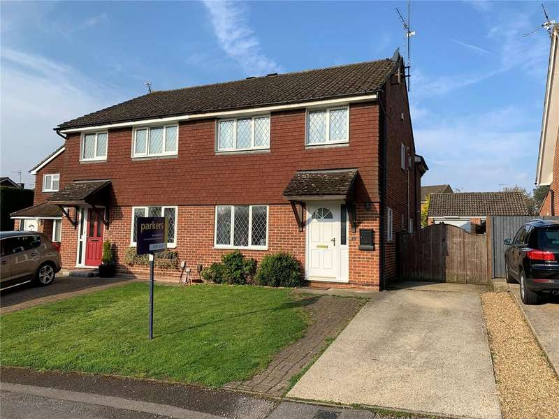 4 Bedrooms Semi Detached House for sale in Apple Close, Tilehurst, Reading, Berkshire, RG31