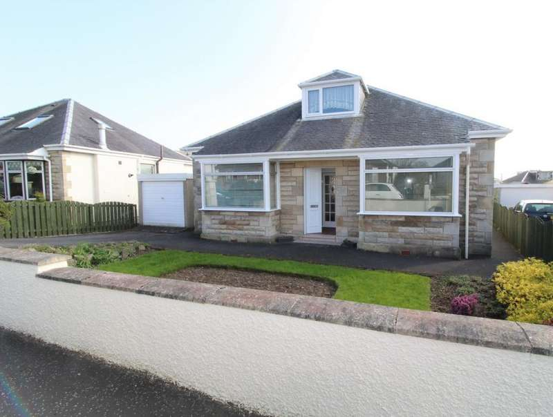 3 Bedrooms Bungalow for sale in Laverock Drive, Largs, KA30