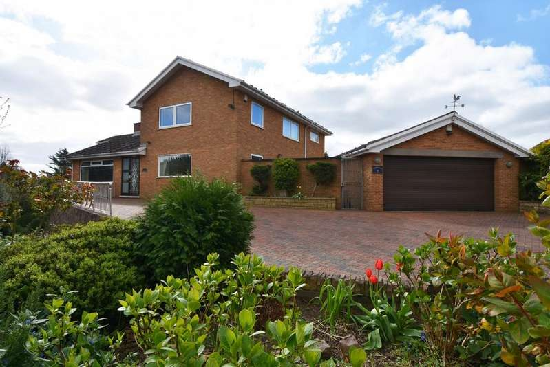 4 Bedrooms Detached House for sale in Hallams Lane, Chilwell, NG9 5FH