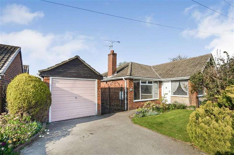 3 Bedrooms Detached Bungalow for sale in Sapcote