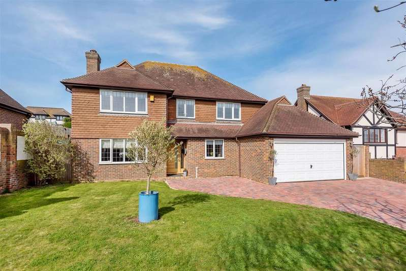 4 Bedrooms Detached House for sale in Sunningdale Close, Seaford