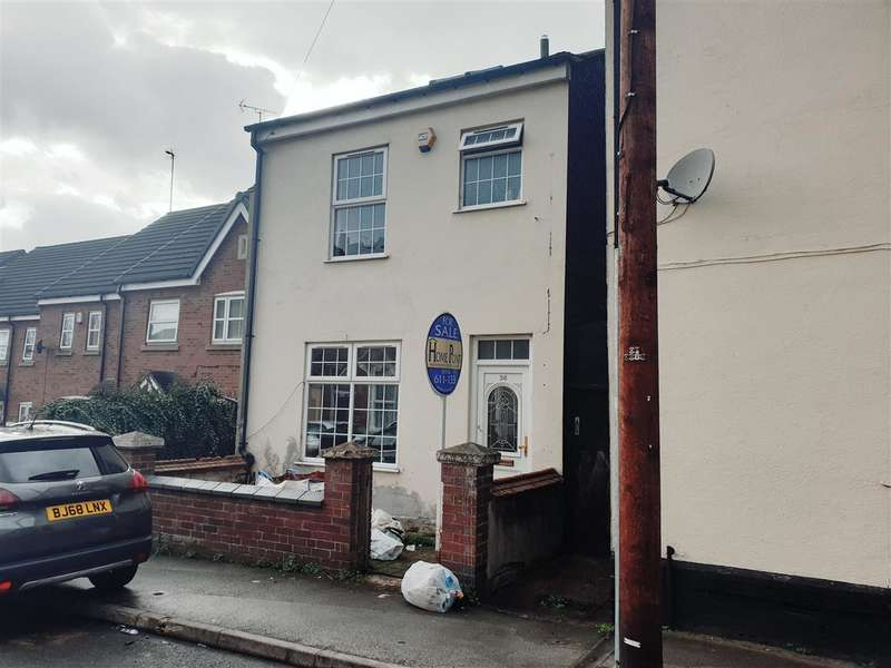 4 Bedrooms Detached House for sale in Arundel Street, Walsall