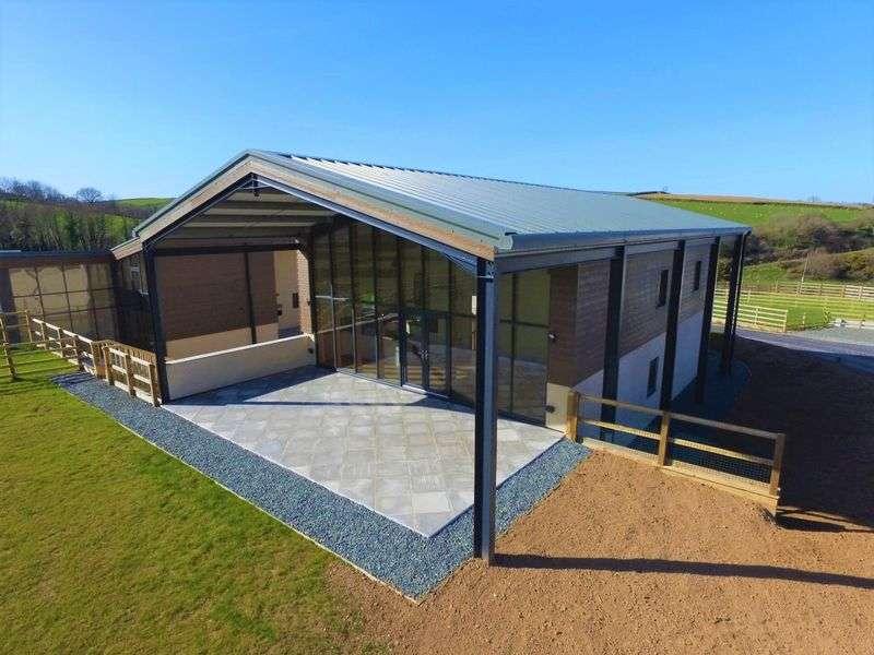 4 Bedrooms Property for sale in Chillaton, Devon