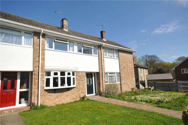 4 Bedrooms Terraced House for sale in Packenham Road, Basingstoke, Hampshire