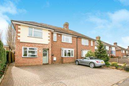 5 Bedrooms Semi Detached House for sale in West Road, Gamlingay, Sandy, Cambridgeshire