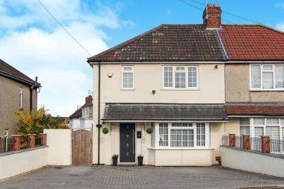 3 Bedrooms Semi Detached House for sale in Alma Road, Kingswood, Bristol