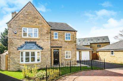 4 Bedrooms Detached House for sale in Lightoller Close, Chorley, Lancashire