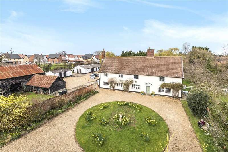 7 Bedrooms Detached House for sale in Mendlesham, Stowmarket, Suffolk, IP14