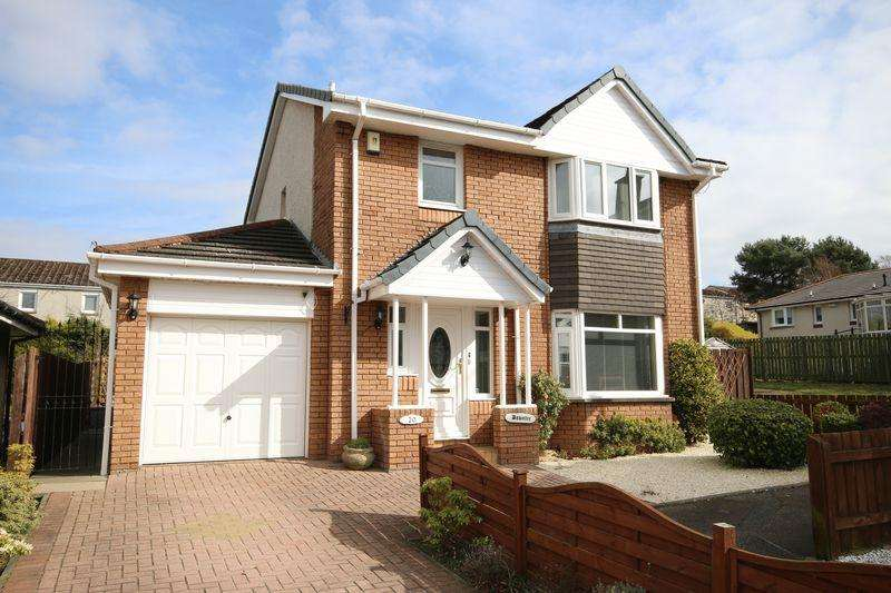 3 Bedrooms Detached House for sale in Dawnlee, 20 Clover Place, Bo'ness