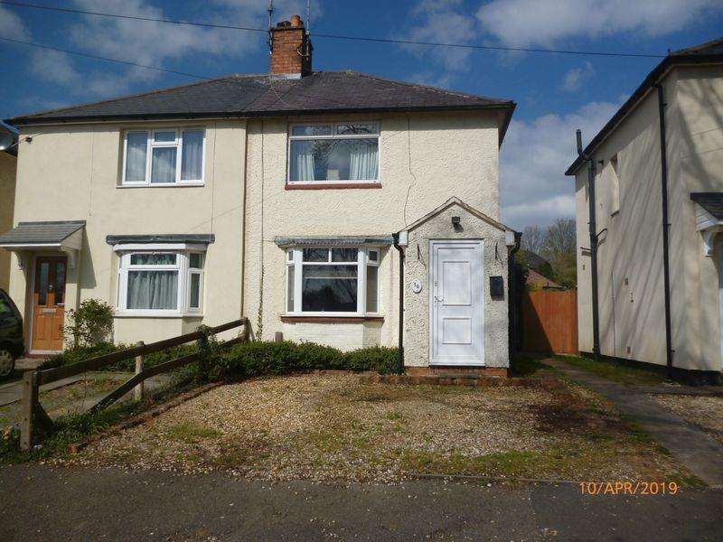 2 Bedrooms Semi Detached House for sale in Broadway Terrace, Market Harborough