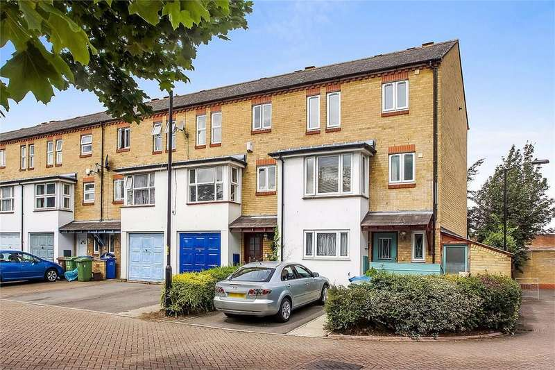 4 Bedrooms Terraced House for sale in Keats Close, London, SE1
