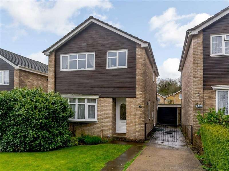 3 Bedrooms Detached House for sale in Turnpike Close, Chepstow, Monmouthshire