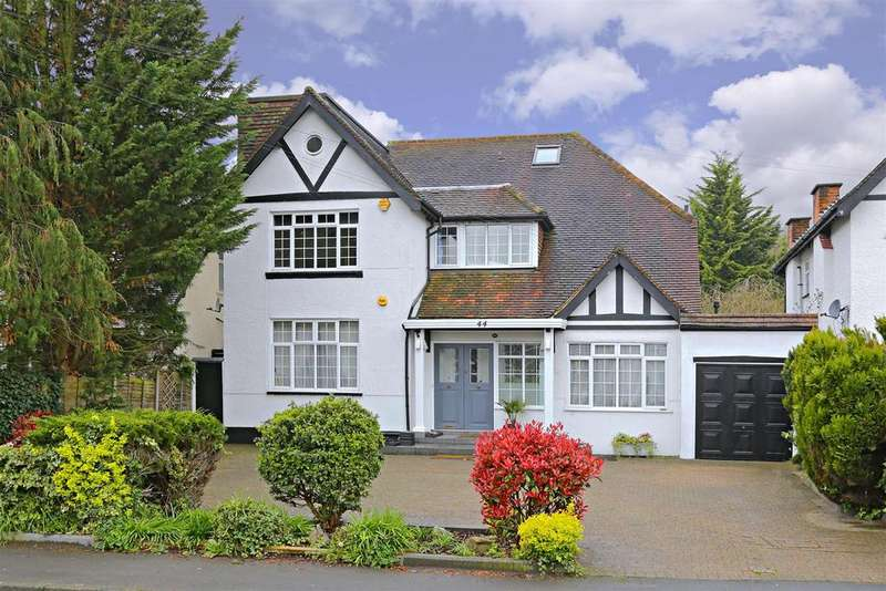 6 Bedrooms Detached House for sale in Deacons Hill Road, Elstree