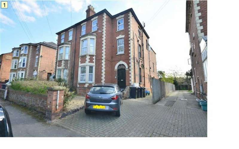 1 Bedroom Apartment Flat for sale in Weston Road, Gloucester, GL1
