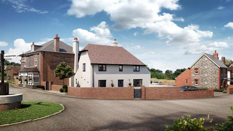 2 Bedrooms Detached House for sale in The Street, Ripe