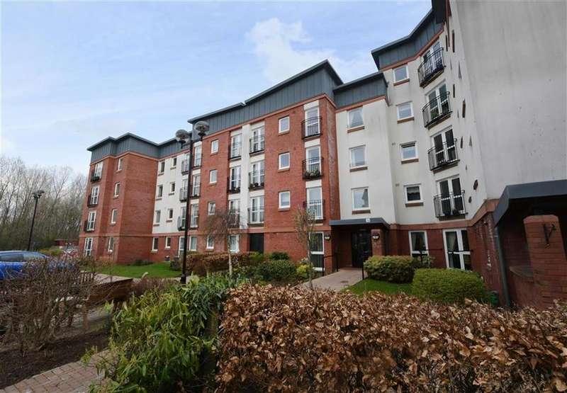 2 Bedrooms Retirement Property for sale in Kingsferry Court, Renfrew