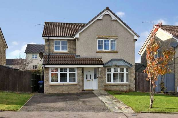 4 Bedrooms Detached House for sale in Cullen Way, Ellon, Aberdeenshire
