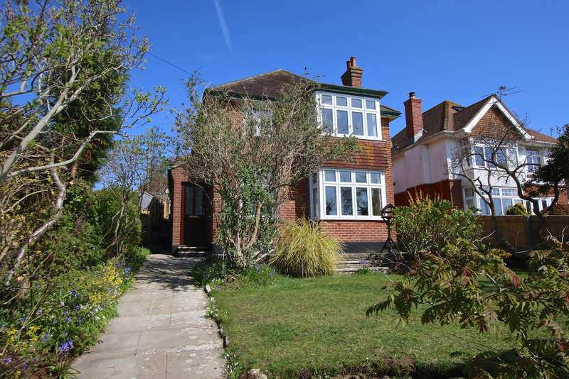5 Bedrooms Detached House for sale in MOOR ROAD, SWANAGE