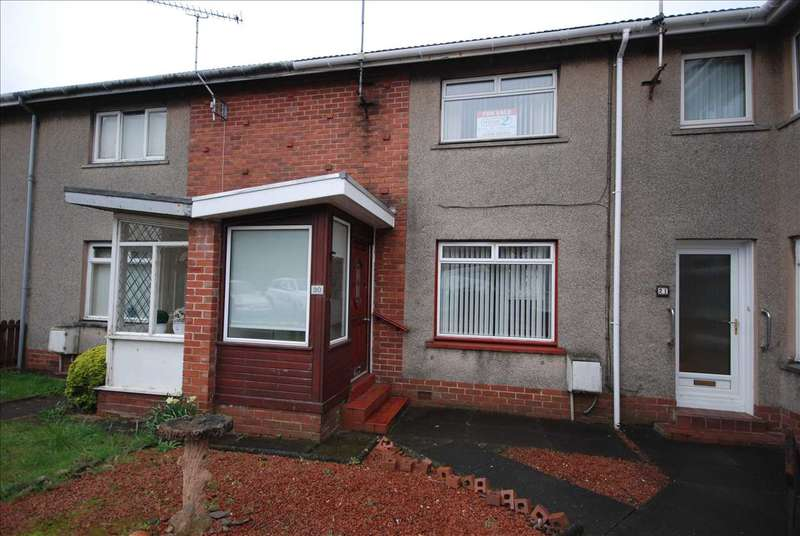 2 Bedrooms Terraced House for sale in Harvey Gardens, Ardrossan