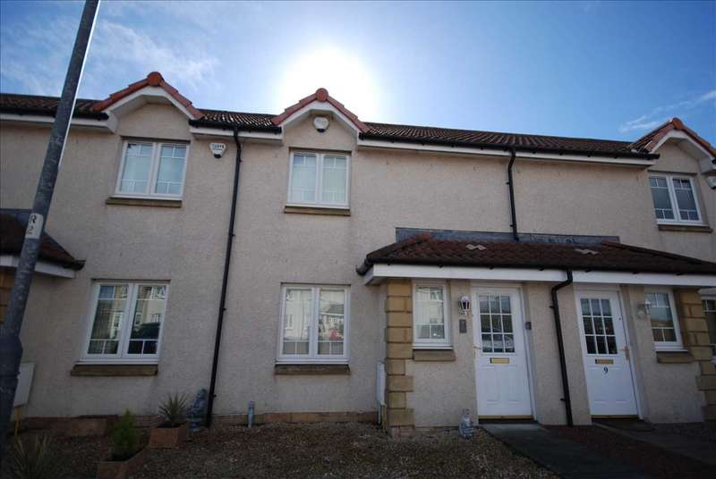 2 Bedrooms Terraced House for sale in Moonlight Place, Ardrossan