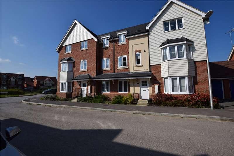 2 Bedrooms Maisonette Flat for sale in Jasmine Square, Woodley, Reading, Berkshire, RG5