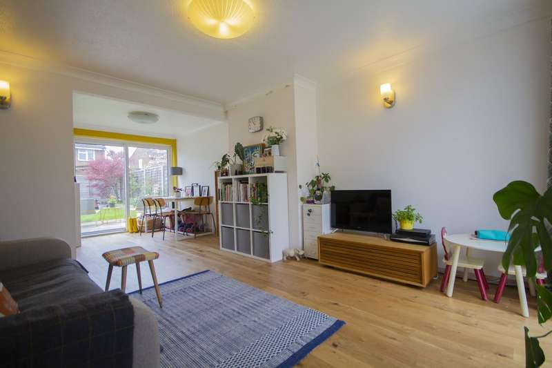 2 Bedrooms Terraced House for sale in Colliston Walk, Calcot, Reading, RG31