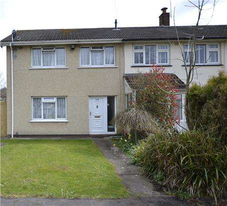 3 Bedrooms End Of Terrace House for sale in Passage Road, Bristol, BS10 7HZ