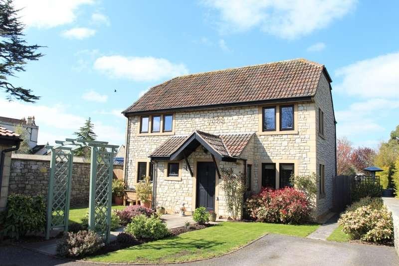 4 Bedrooms Detached House for sale in Saltford Court, Saltford, BS31