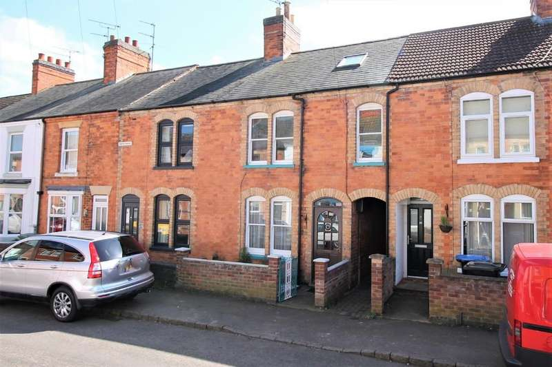 4 Bedrooms Terraced House for sale in Gladstone Street, Market Harborough