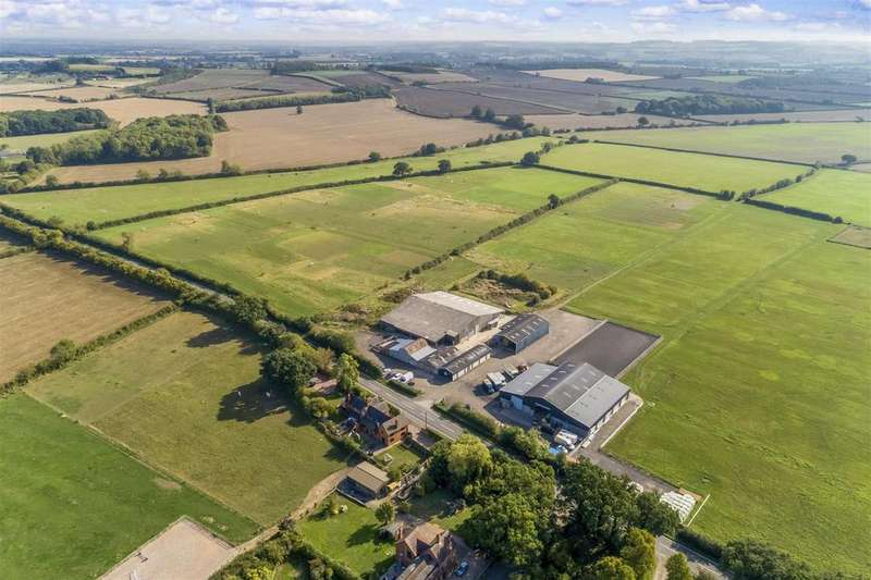 4 Bedrooms Equestrian Facility Character Property for sale in Clifford Chambers, Stratford-Upon-Avon, Warwickshire